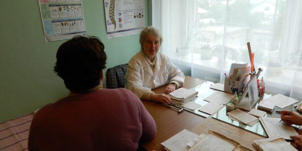 Костромские врачи ведут прием в Красном в рамках акции «Волна здоровья»
