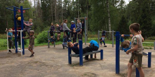 В Красносельском районе проверили готовность лагерей к летнему отдыху детей