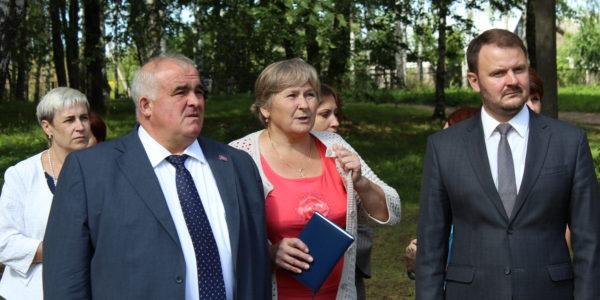В поселке Красное-на-Волге будет построена новая школа на тысячу учеников