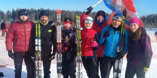 На зимних спортивных играх на призы губернатора красносельская команда заняла пятое место
