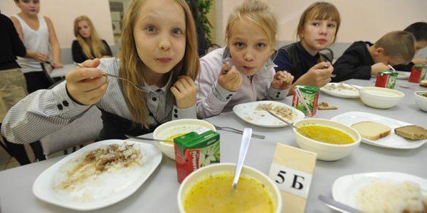 Областные дотации муниципалитетам на горячее питание школьников увеличились на 13 млн. рублей