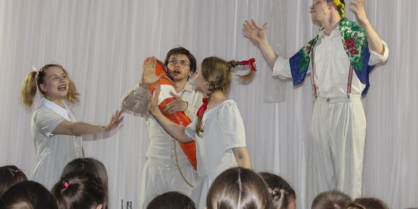 В Шолохово с гастролями побывал Костромской драматический театр