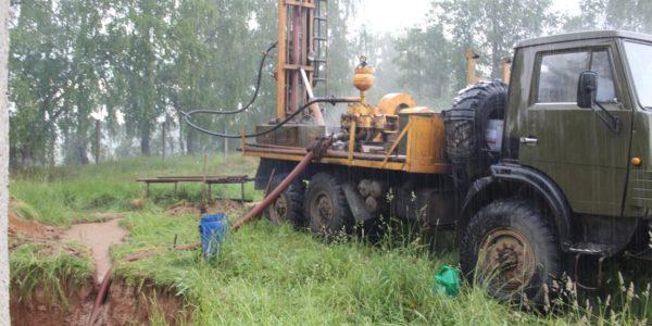 Две новые скважины в Красносельском районе заработают уже в июне
