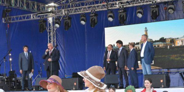 Красносельские ювелиры принимают участие в  ХХ международном фестивале «Золотое кольцо России»