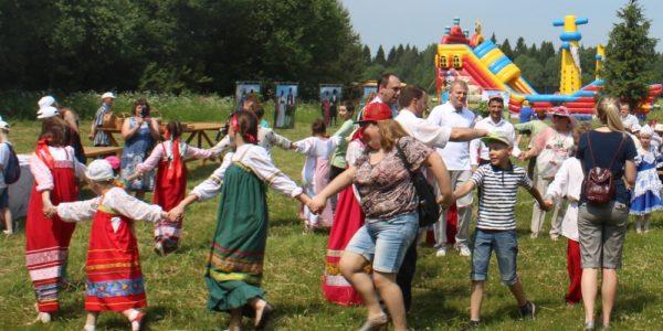 В Русиново прошел II фестиваль национальных культур