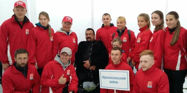 Красносельские спортсмены достойно выступили на губернаторских играх