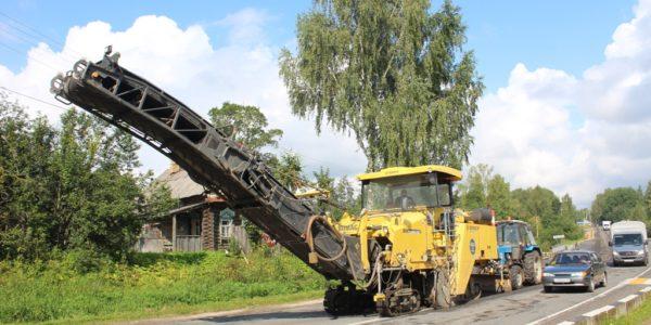 Отремонтированные дороги в Красносельском районе дождем не смоет