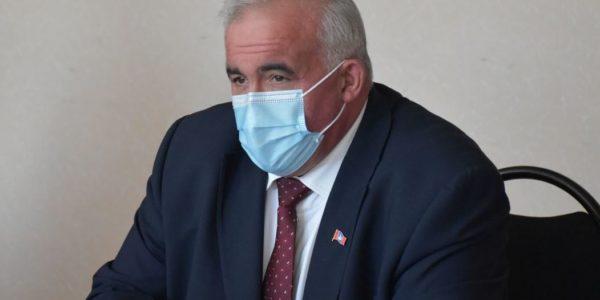 Глава региона Сергей Ситников переходит на дистанционный режим работы