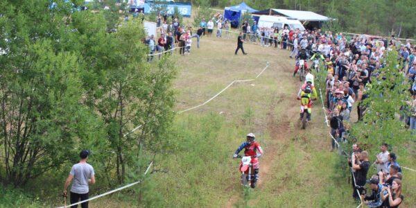 Названы победители первой красносельской эндуро-гонки